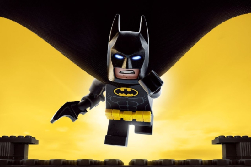 "The LEGO Batman Movie ""Behind the Bricks"" Featurette"