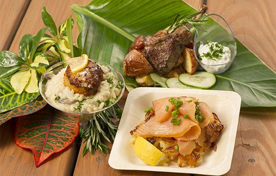 SeaWorld Orlando Seven Seas Food Festival Menus