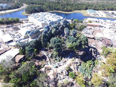 New Aerials of Pandora: World of Avatar