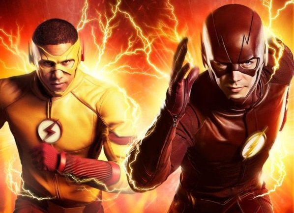 "The Flash ""Attack on Central City"" Trailer"