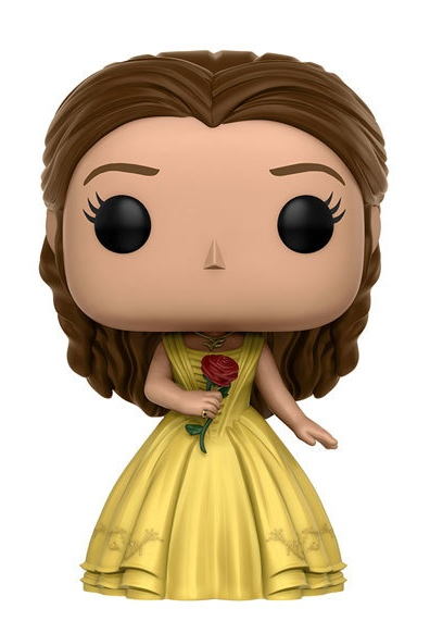New Disney's Beauty and the Beast Funko Merchandise