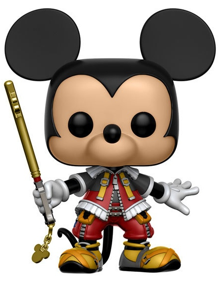 New Kingdom Hearts Disney Funko Merchandise