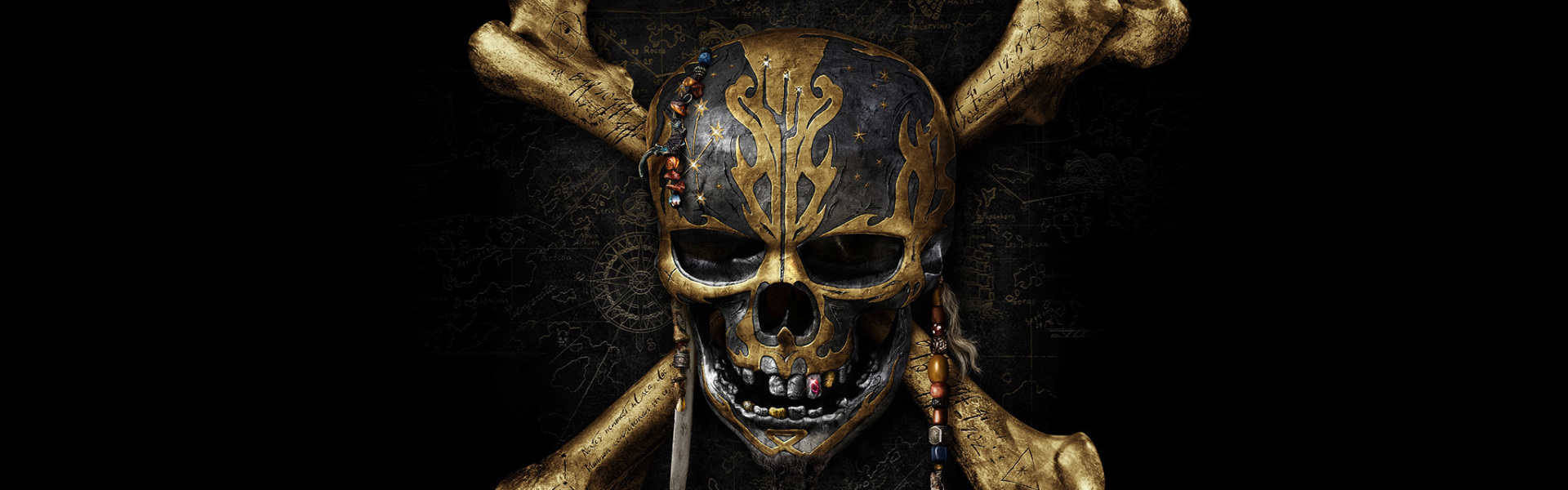 "Pirates of the Caribbean ""Dead Men Tell No Tales"" New Poster and Super bowl Spot"