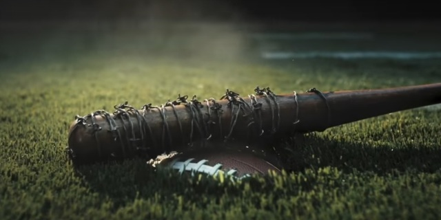 The Walking Dead Super Bowl Spot