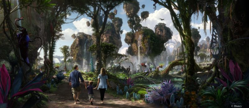 Pandora: World of Avatar to Officially Open May 27
