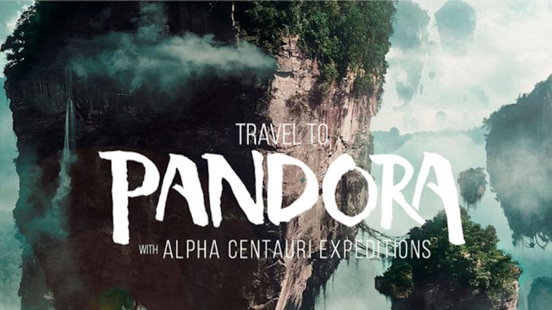 VisitPandora.com – Your Portal to Pandora: The World of Avatar