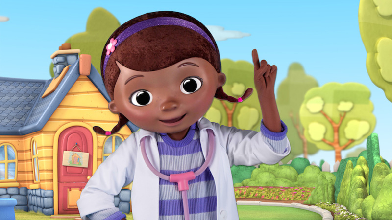 Doc McStuffins to Greet Fans at Disney's Animal Kingdom Beginning This Month