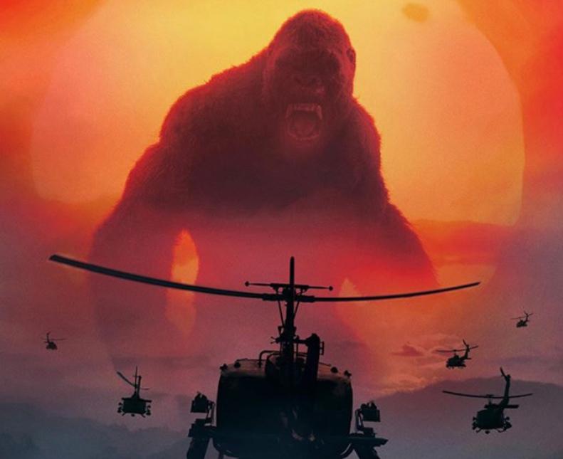 Kong: Skull Island IMAX TV Spot and Poster
