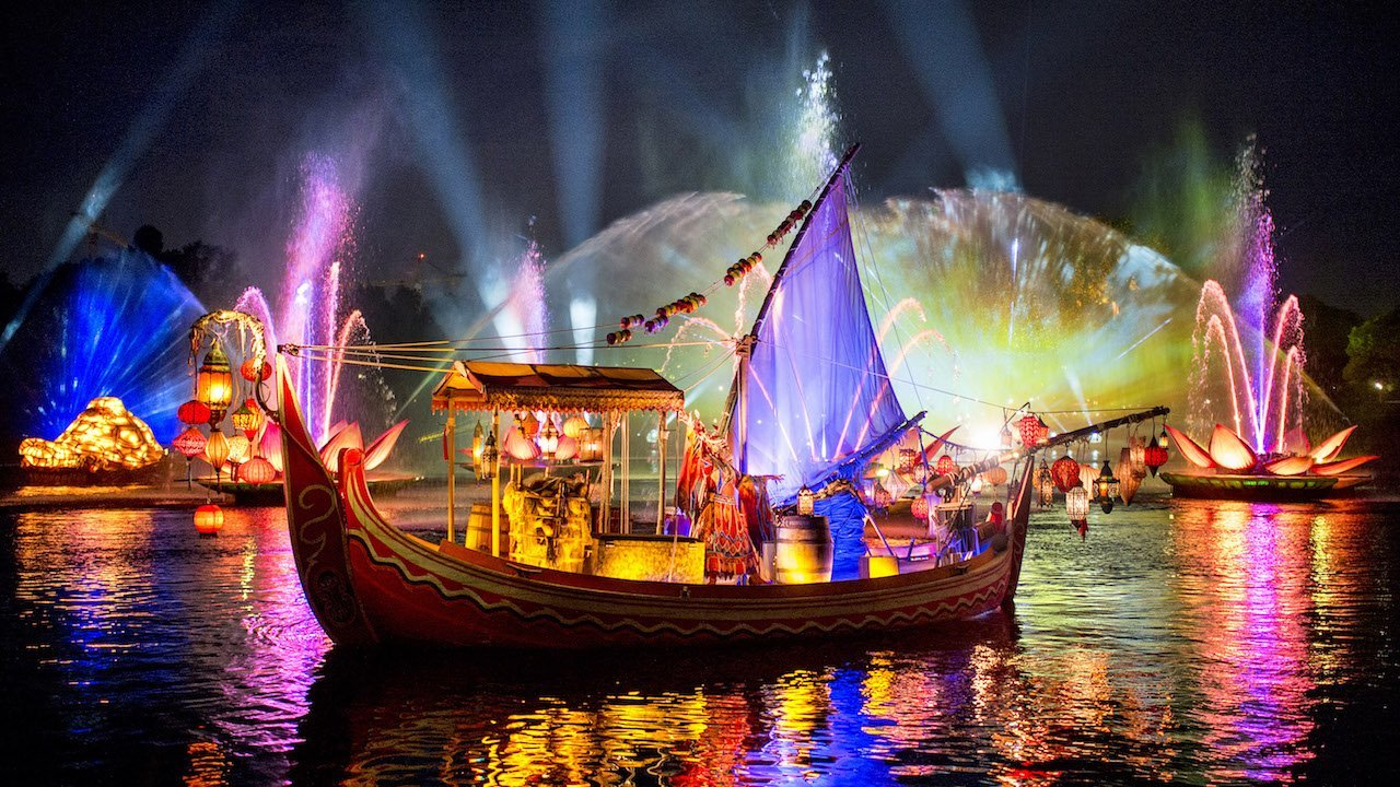 Rivers of Light sets Official Opening Date