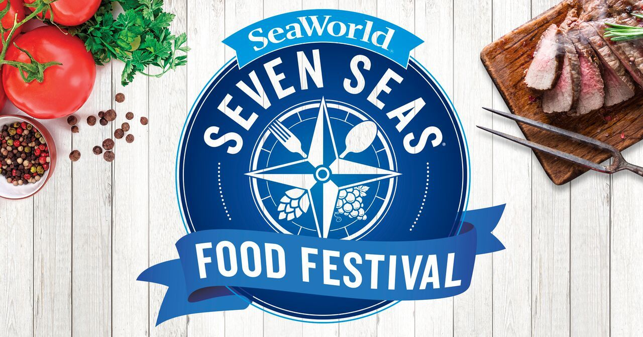 SeaWorld's All-New Seven Seas Food Festival Kicks Off Saturday Feb.11 with Lynyrd Skynyrd