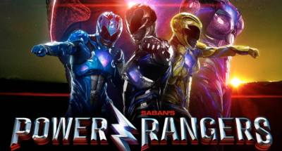 New Poster for Power Rangers Movie