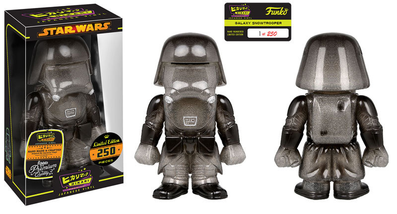 It's Hikari Friday: Galaxy Snowtrooper