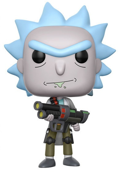 Cartoon Network Enterprises Names Funko Master Toy Licensee Partner for Hit Adult Swim Series Rick