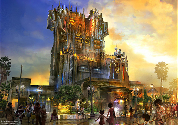 Guardians of the Galaxy – Mission: BREAKOUT! Opens May 27