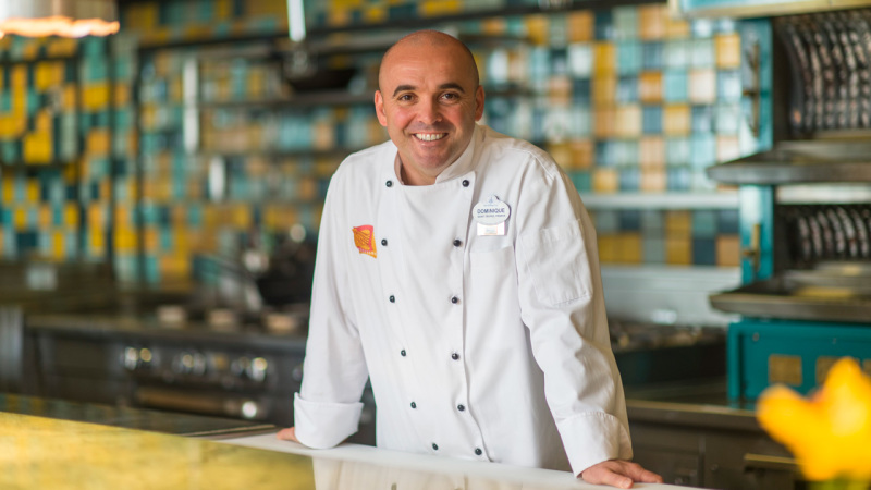 10 Questions With Chef Dominique Filoni, Cítricos, Disney's Grand Floridian Resort & Spa