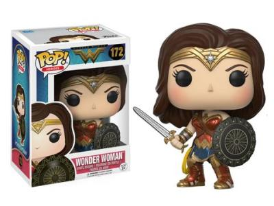 NY Toy Fair Reveals Wonder Woman