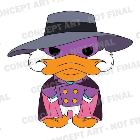Toy Fair NY Reveals: Darkwing Duck Pop! Disney