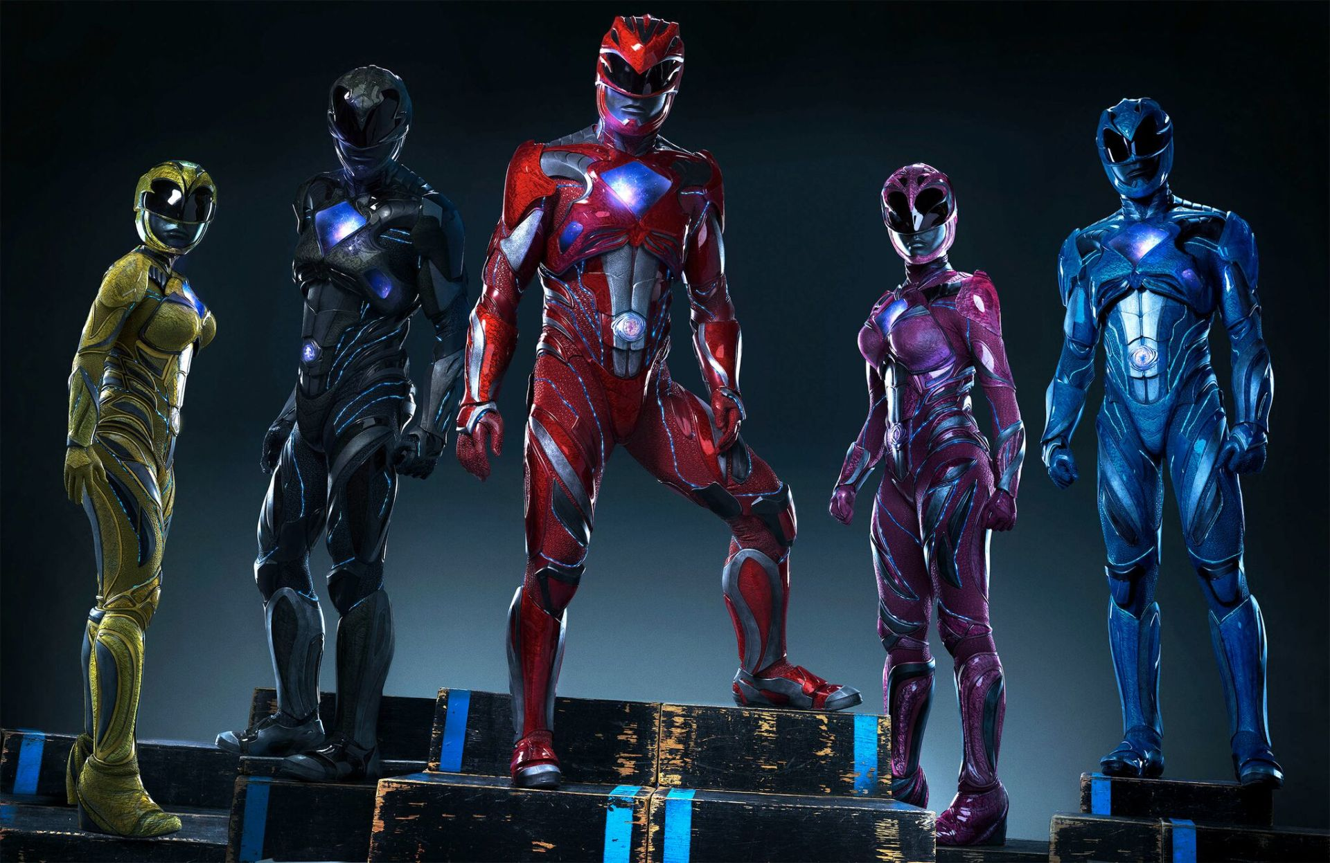 Official Final Trailer for Power Rangers Movie