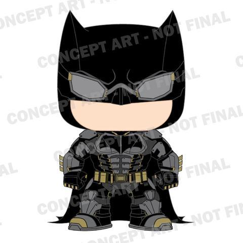 Toy Fair NY Reveals: Justice League Pops!