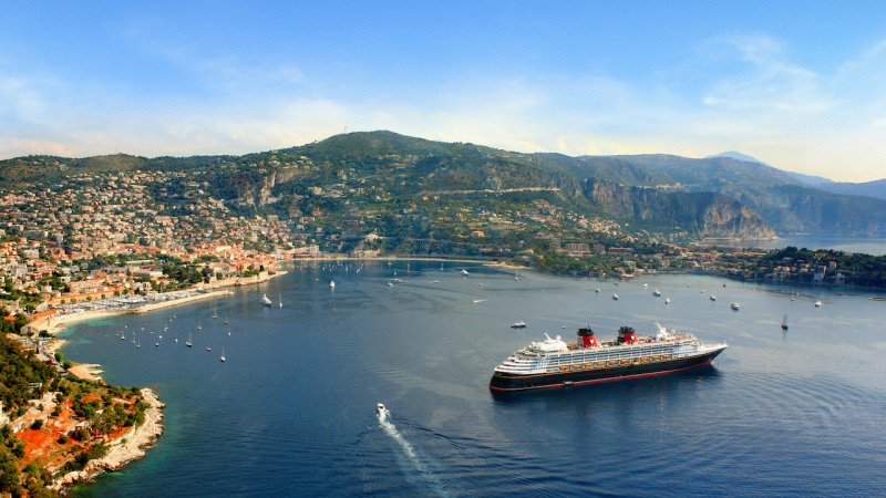 Disney Cruise Line Announces New Destinations in 2018