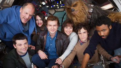 Han Solo Movie Starts Production