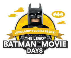 Pick up a Kids Go Free coupon inside a McDonald's Happy Meal, then enjoy The LEGO Batman Movie Days!