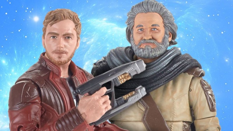 Guardians of the Galaxy Vol.2 Action Figures