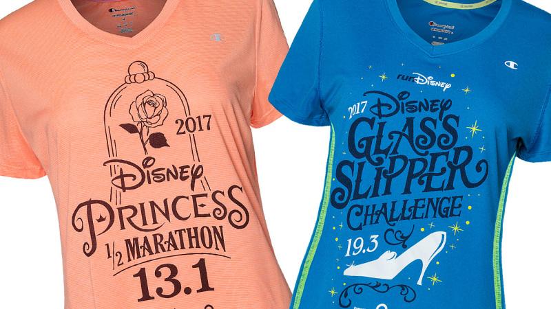 Disney Princess Half Marathon Weekend Merchandise