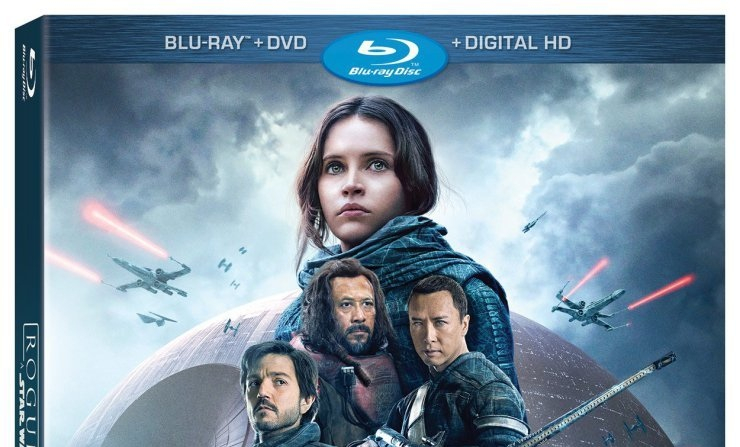 Rogue One A Star Wars Story Blu-ray, DVD and Digital Release Date