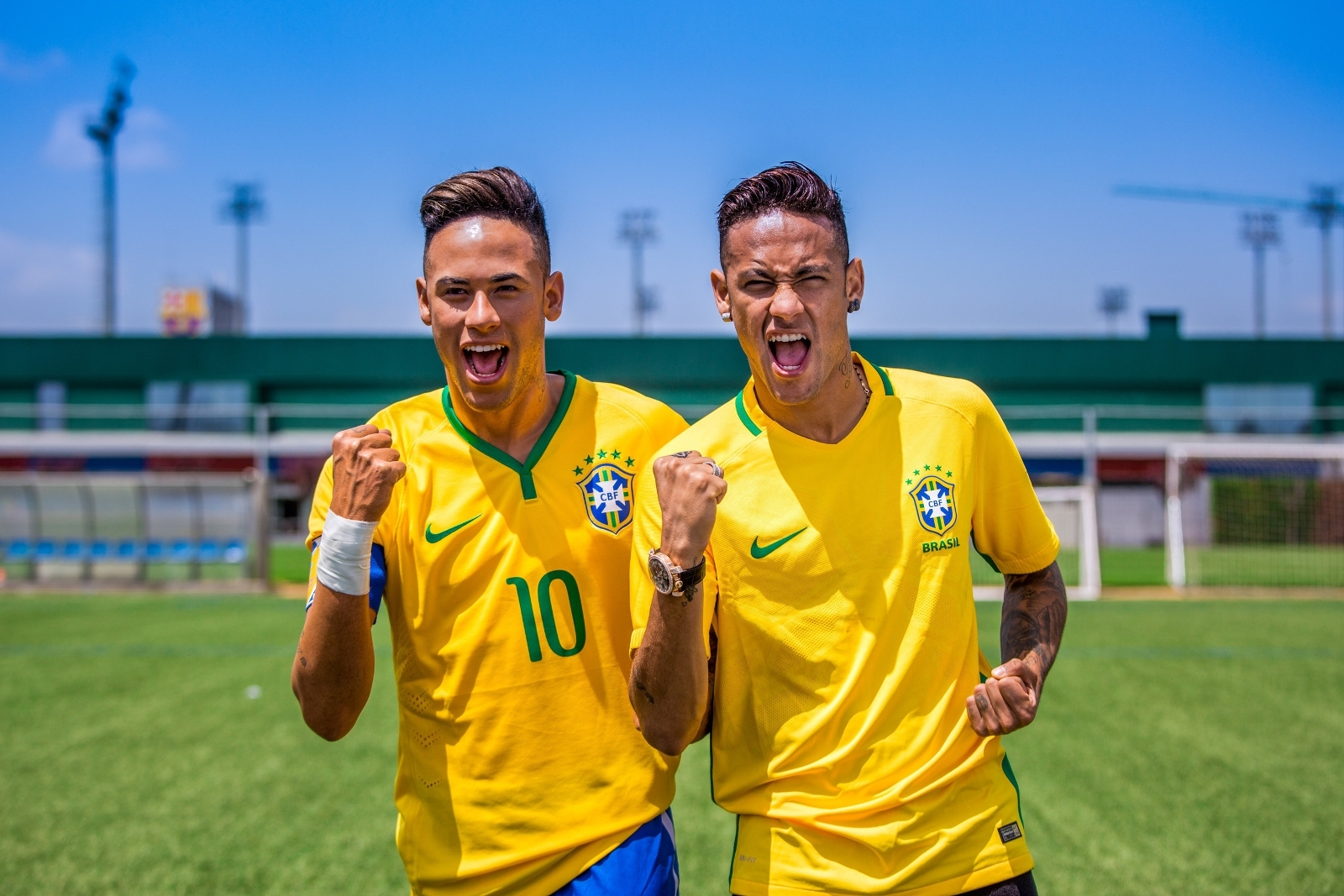 Madame Tussauds Orlando Unveils New Photo Technology Experience in Neymar Exhibit