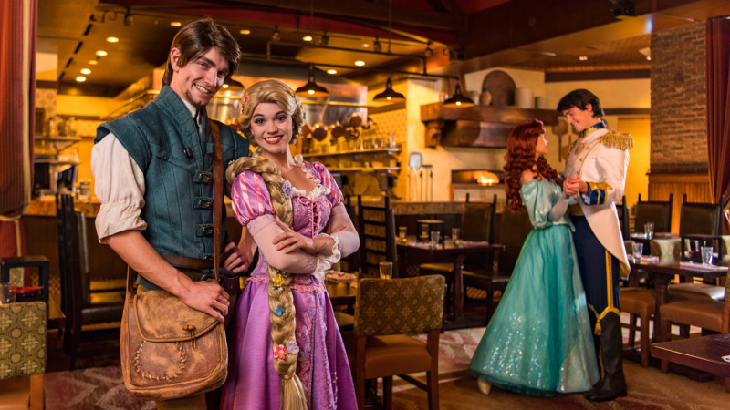 New Character Dining Experience, Bon Voyage Breakfast to Debut April 2 at Trattoria al Forno at Disn