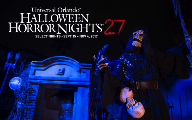 Halloween Horror Nights Dates and Tickets on Sale Now