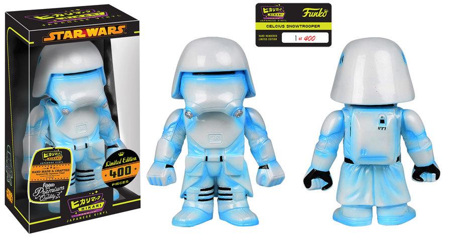 It's Hikari Friday: Celsius Snowtrooper