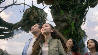 Filmmaker James Cameron Offers a New Look Inside Pandora – The World of Avatar