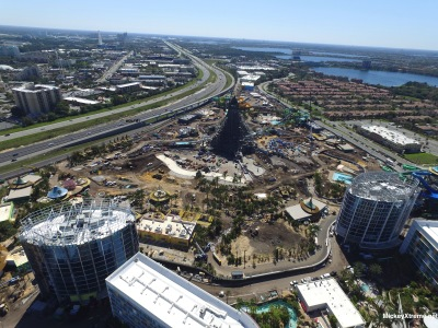 New set of Volcano Bay Aerials