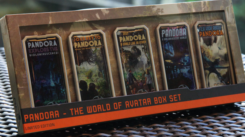 Countdown to the Opening of Pandora – The World of Avatar with Collectible Pins