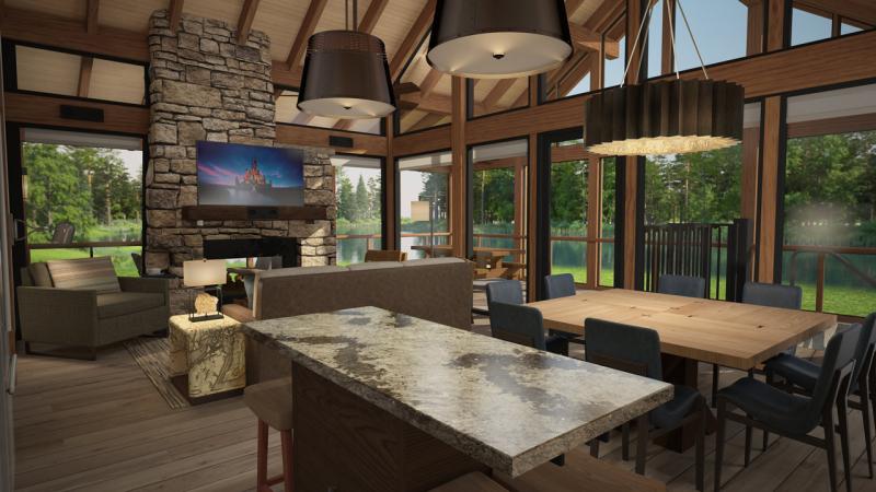 Opening Date set for Disney's Copper Creek Villas & Cabins