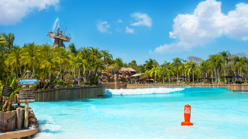 'Miss Adventure Falls' Opens March 12 at Disney's Typhoon Lagoon Water Park