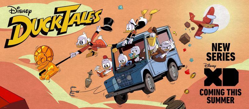 DuckTales Trailer on Disney XD