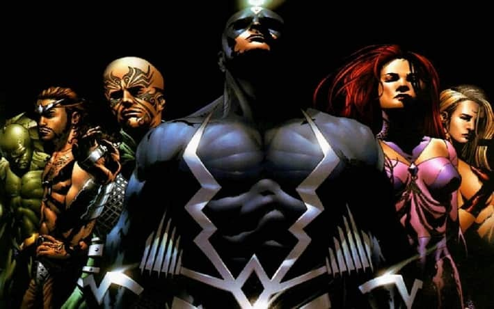 Anson Mount, Serinda Swan and Ken Leung  Join Marvel's Inhumans on ABC