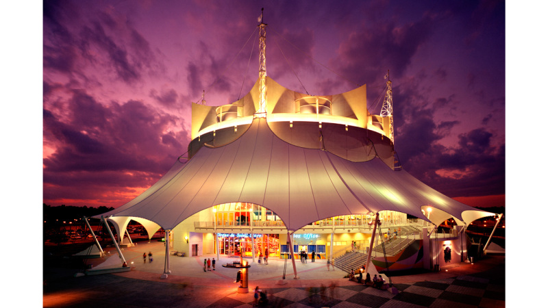 La Nouba by Cirque du Soleil Will Host Its Final Disney Springs Performance This December