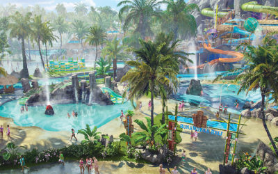 Discover the Story Behind Universal's Volcano Bay
