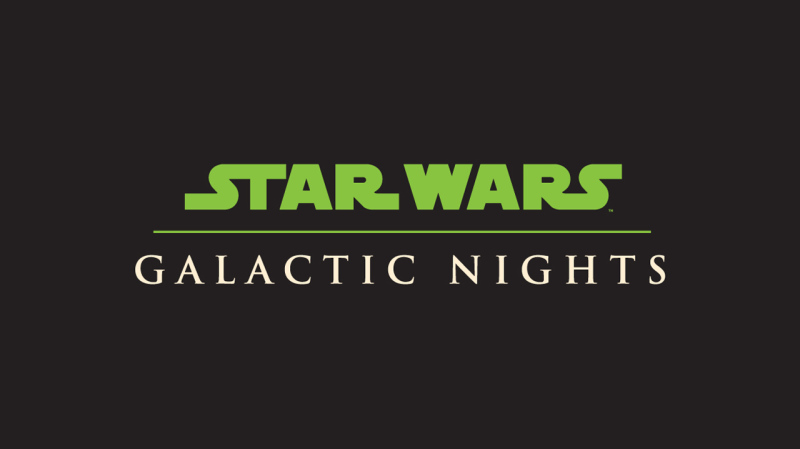 Everything You Need To Know About Star Wars: Galactic Nights Happening April 14