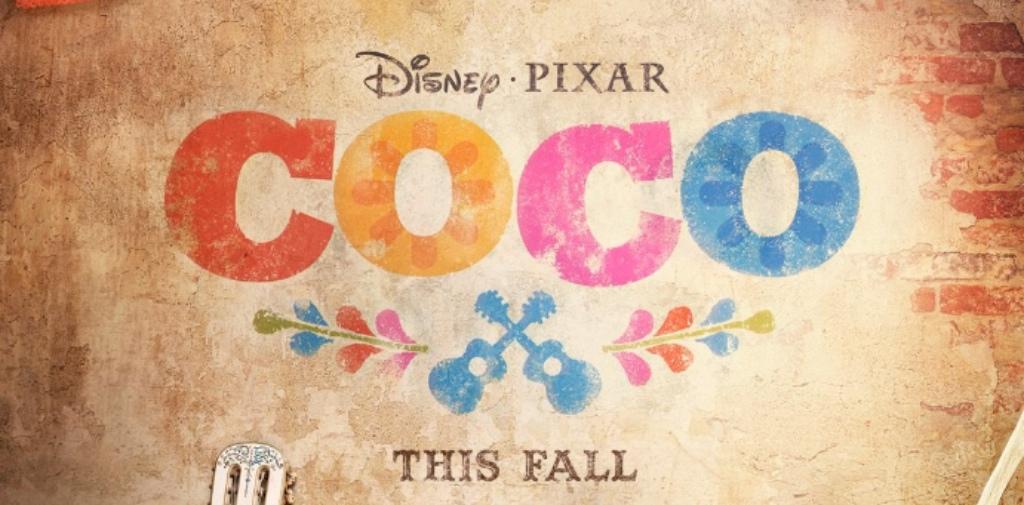 New Disney/Pixar Coco Poster