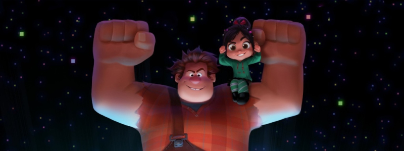 The sequel to Wreck It Ralph​ opens in theatres March 9, 2018