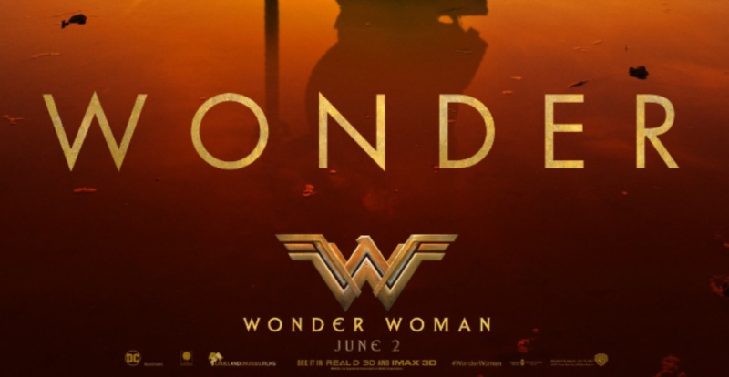 Wonder Woman Official Origin Trailer