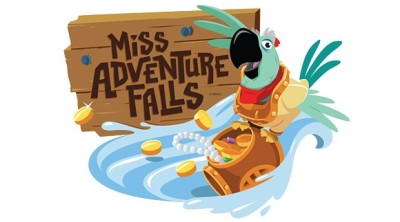 Miss Adventure Falls added to Typhoon Lagoon Map