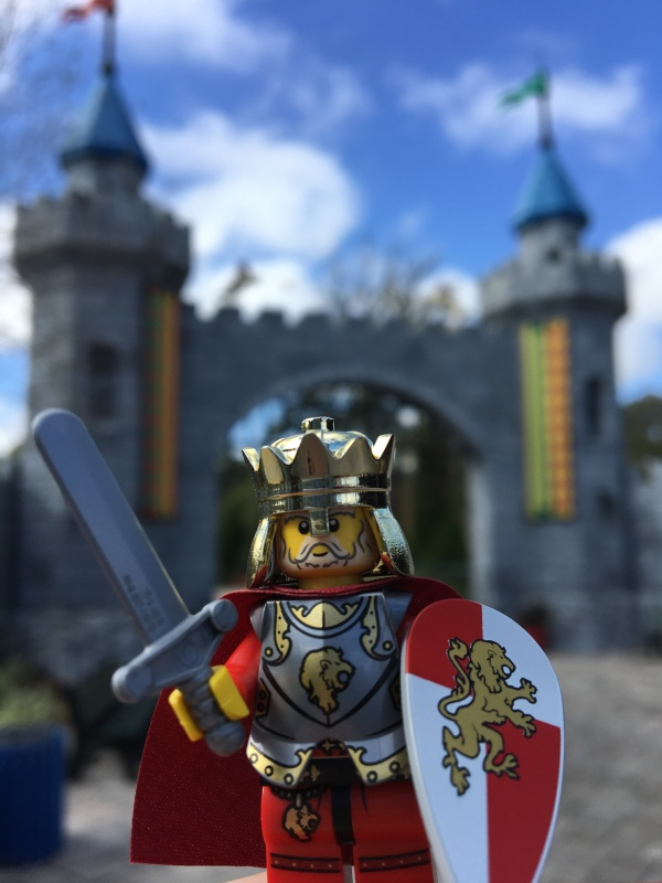 A royal deal has arrived at participating Burger King locations – kids go free to LEGOLAND!