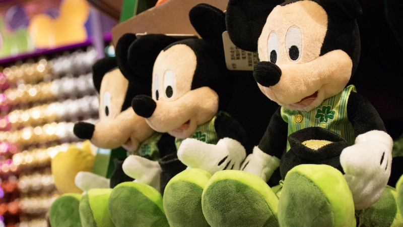 You'll Be Seeing Green at Disney Springs This St. Patrick's Season