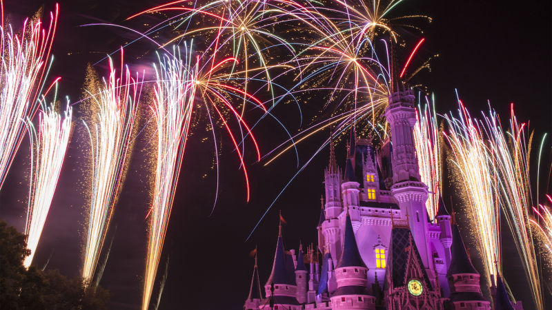 DisneyParksLIVE Will Live Stream 'Wishes' on March 23